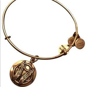 Alex And Ani Godspeed bracelet